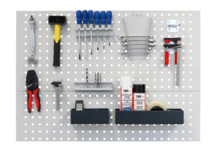Chariot porte-outils pour l'atelier